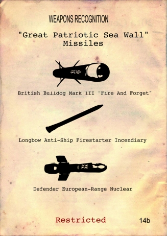Weapon Recognition Missiles